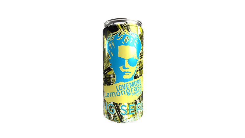 Lovemore Lemongrass Blonde Ale